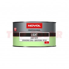 Шпатлевка лёгкая NOVOL LIGHT 1502 1л