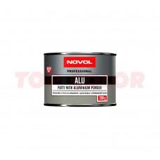 Шпатлевка с алюминиевым наполнителем NOVOL ALU 1160 0,25кг