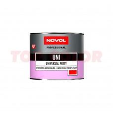 Шпатлевка универсальная NOVOL UNI 1101 0,5кг