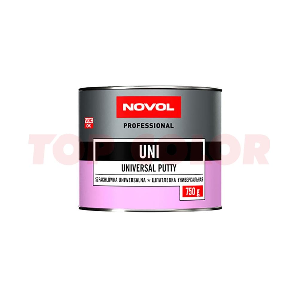 Шпатлевка универсальная NOVOL UNI 1102 0,75кг