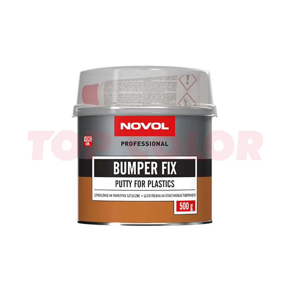 Шпаклевка для пластика NOVOL BUMPER FIX 1171 0,5кг
