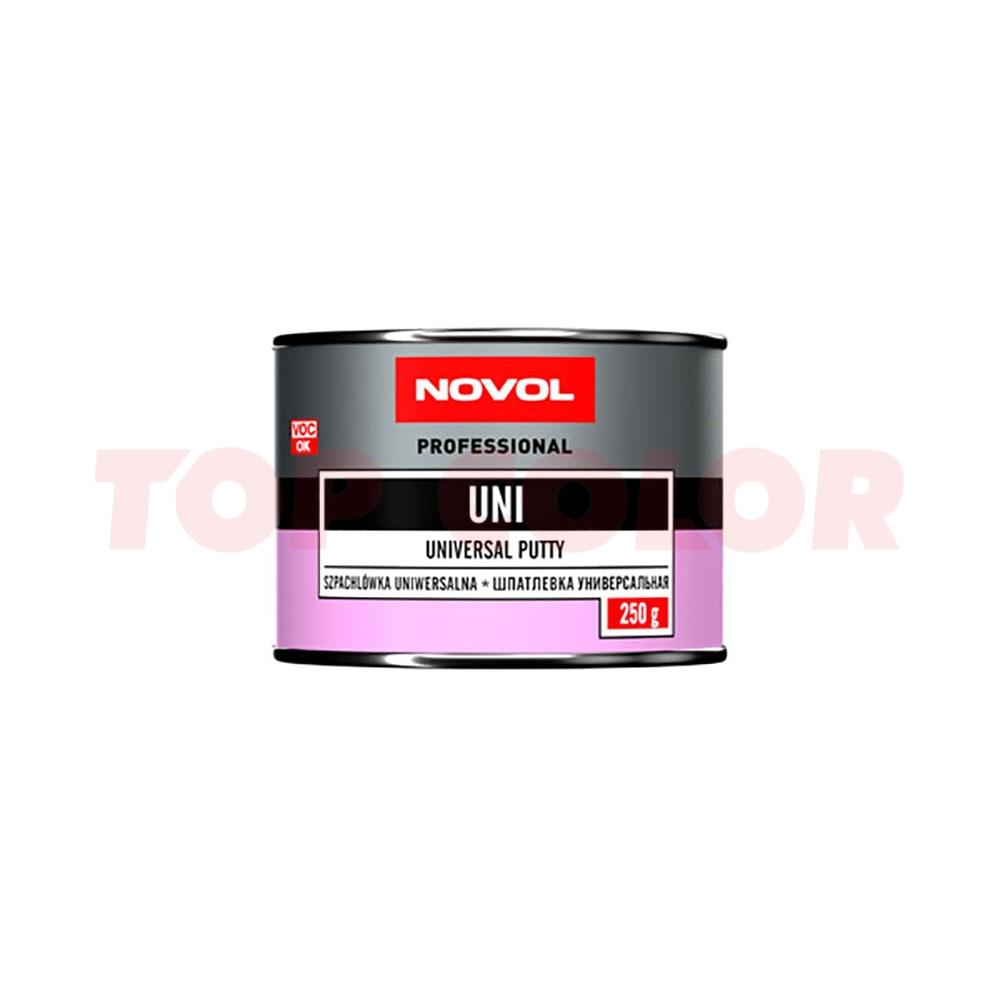 Шпаклевка универсальная NOVOL UNI 1100 0,25кг
