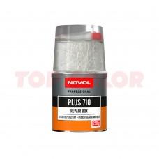Набор для ремонта (полиэфирная смола + стеклоткань) NOVOL PLUS 710 0,25кг