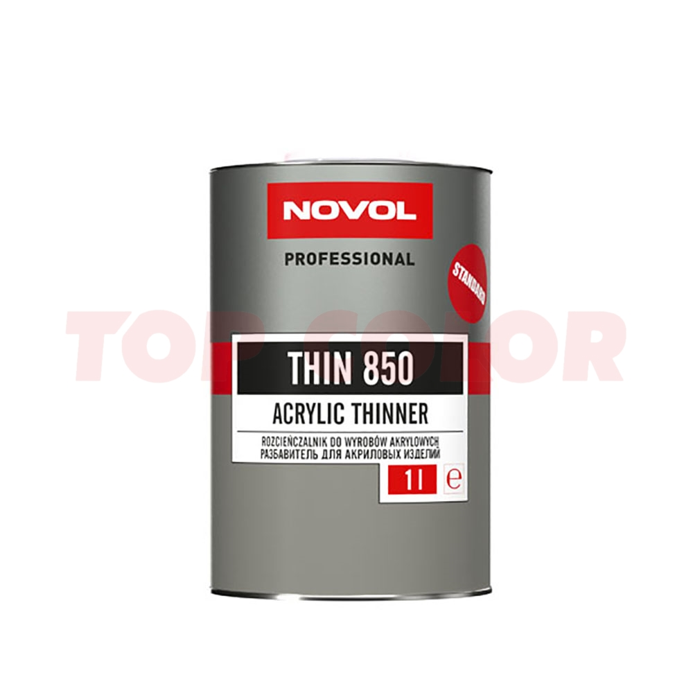 Разбавитель NOVOL THIN 850 стандартный 1л