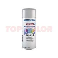 1К Аэрозольный грунт PPG D8421 светло-серый G5 0,4л