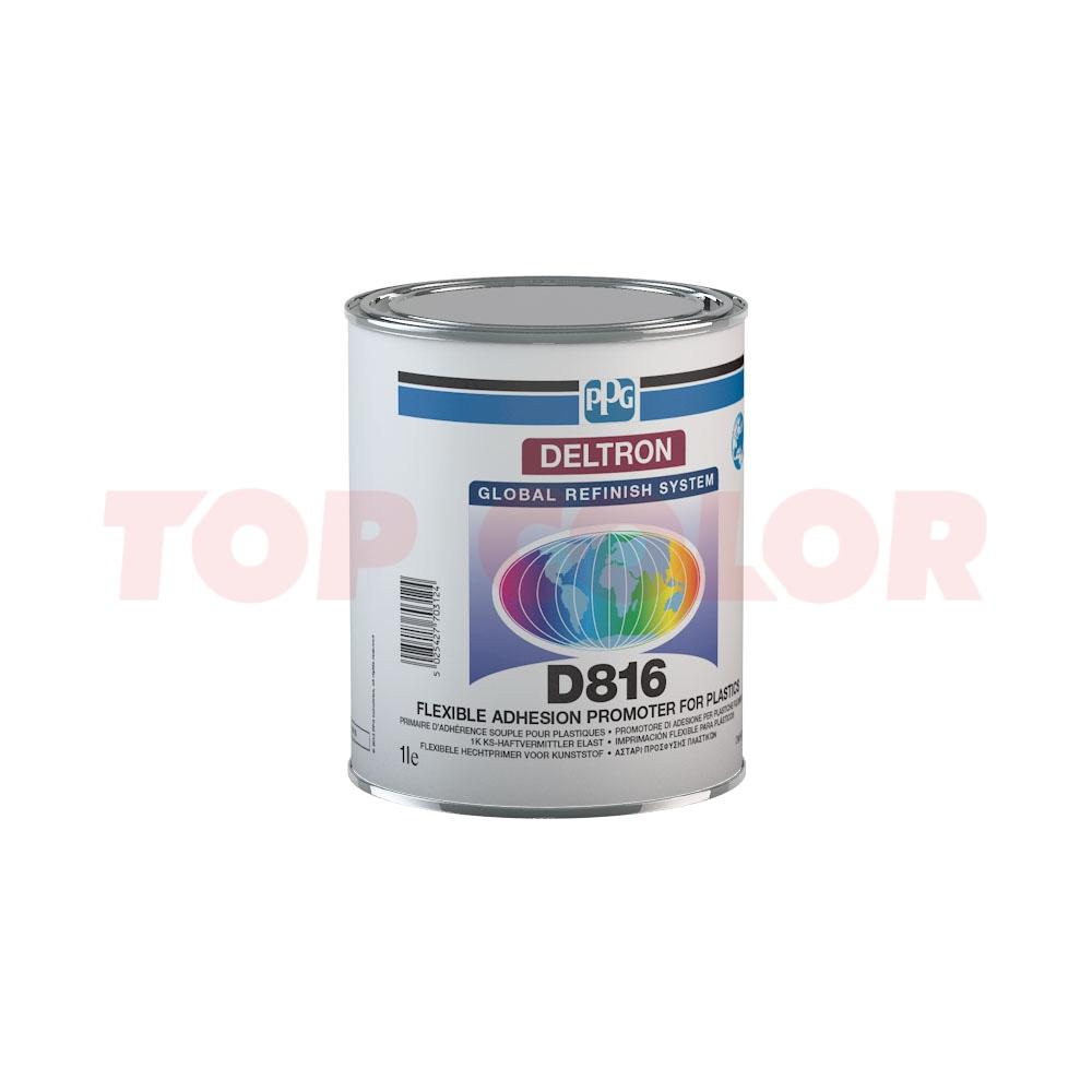 Адгезионный грунт для пластмасс PPG D816 эластичный 1л