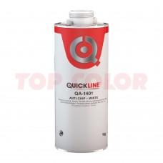 Антигравийное покрытие (гравитекс) QUICKLINE QA-1401 белый 1кг