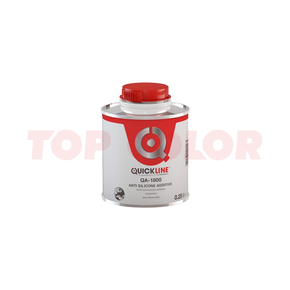 Антисиликоновая добавка QUICKLINE QA-1800 0,25л