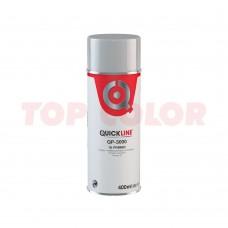 Грунт в аэрозоле QUICKLINE QP-3000 серый 0,4л