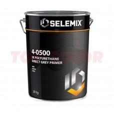 Полиуретановая грунтовка 2к SELEMIX 4-0500 серая 20кг