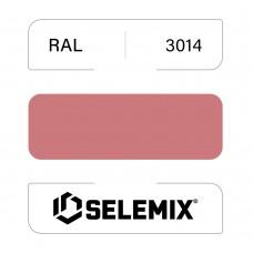Грунт-эмаль полиуретановая SELEMIX 7-538 Глянец 80% RAL 3014 Темно-розовый 1кг