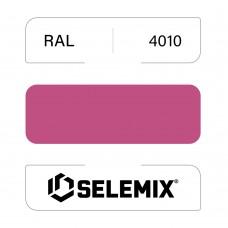 Грунт-эмаль полиуретановая SELEMIX 7-525 Глянец 70% RAL 4010 Телемагента 1кг