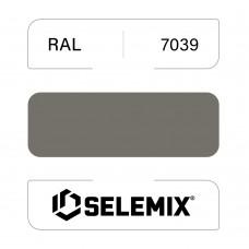 Грунт-эмаль полиуретановая SELEMIX 7-534 Глянец 50% RAL 7039 Кварцевый серый 1кг