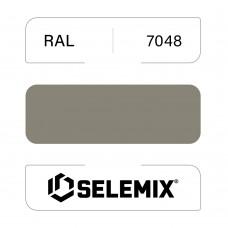 Грунт-эмаль полиуретановая SELEMIX 7-534 Глянец 50% RAL 7048 Перламутровый мышино-серый 1кг